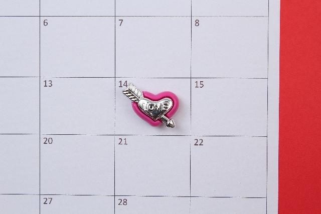 なるべくバレンタイン当日を除いて密会する
