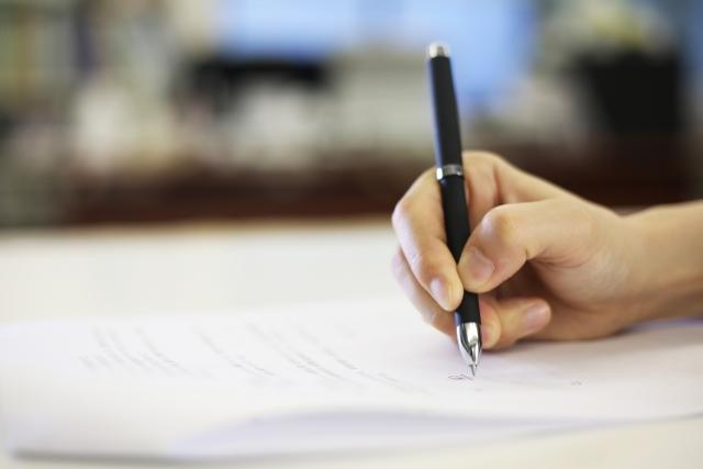 誓約書・示談書・合意書などを作成するときの注意点